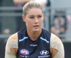 Tayla Harris wiki