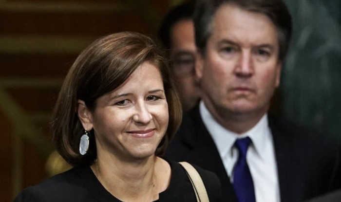 Ashley Estes Kavanaugh wiki