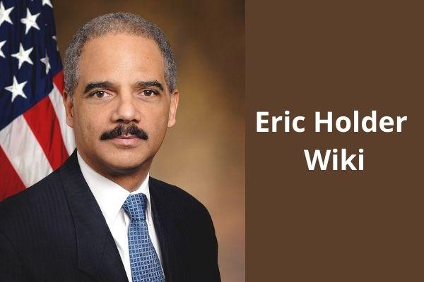 Eric Holder Wiki