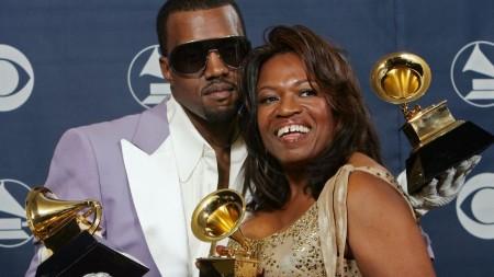 Kanye West Mom Donda West (mother)