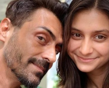 Mahikaa Rampal with her father arjun Rampal