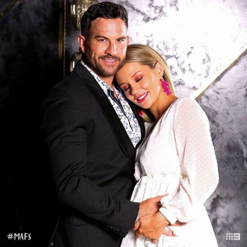 Married at First Sight Jessika Power
