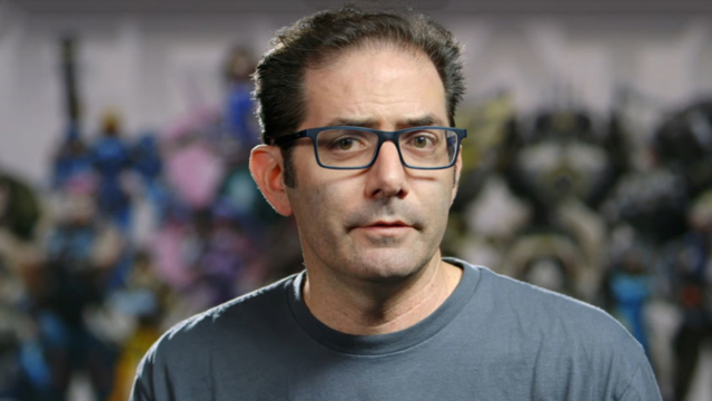 Overwatch Jeff Kaplan spray
