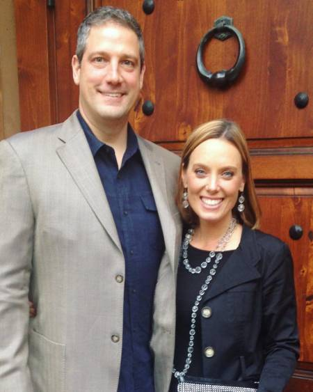 Tim Ryan with wife Andrea Zetts