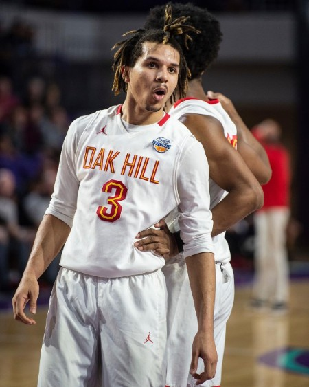 Cole Anthony Unc