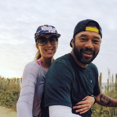 Sunny Garcia ex wife Colleen