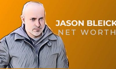 Jason Bleick Net Worth