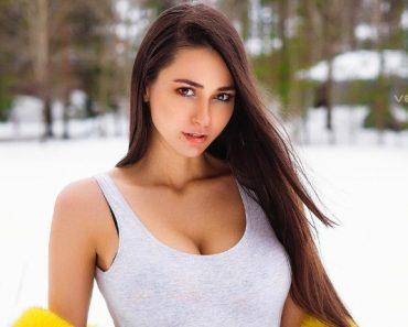 Helga Lovekaty Model Instagram
