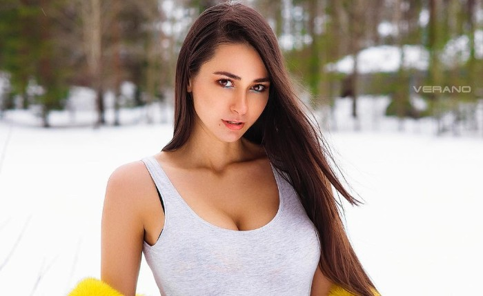 Helga Lovekaty Model Instagram