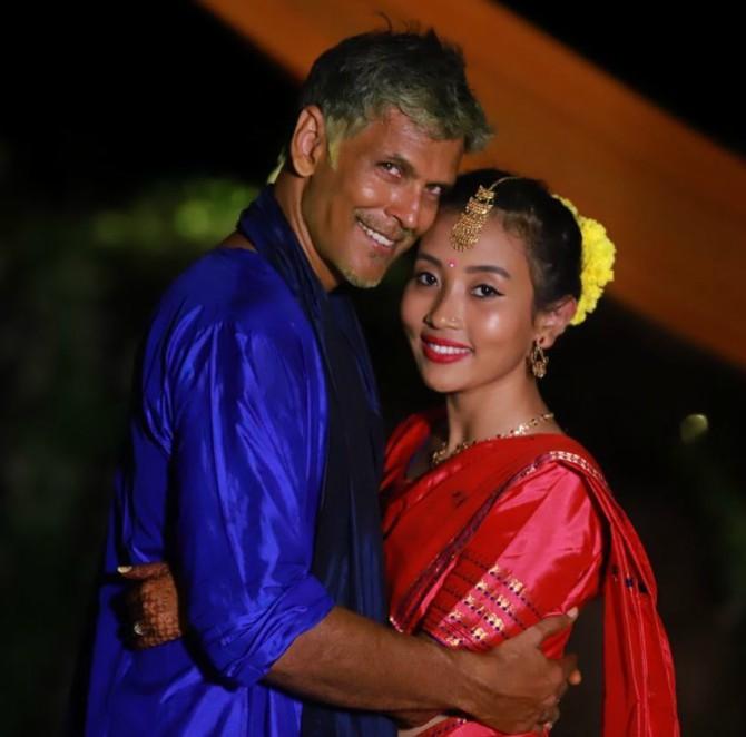 Ankita Konwar and Milind Love Story
