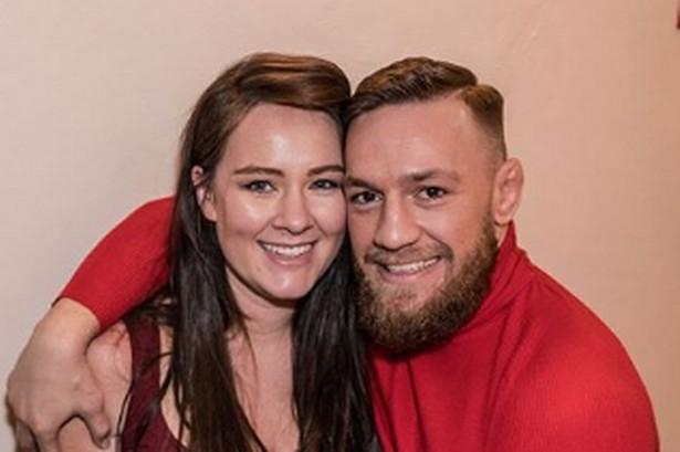 Conor Mcgregor Wife