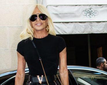 Donatella Versace Plastic Surgery, Net Worth, Age
