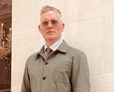 Giles Deacon Height