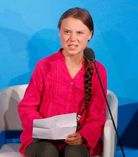 Greta Thunberg Wiki