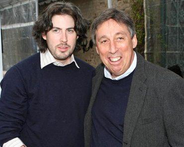 Ivan Reitman with son Jason Reitman