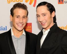 Johnny Weir Husband Victor Weir-Voronov