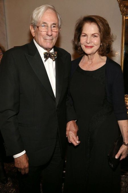 Lois Chiles with Husband Richard Glider.