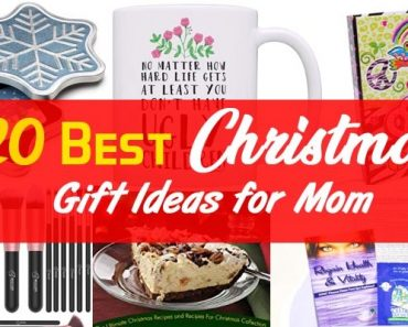 20 Best Holiday & Christmas Gift Ideas for Mom