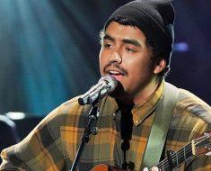 American Idol Alejandro Aranda