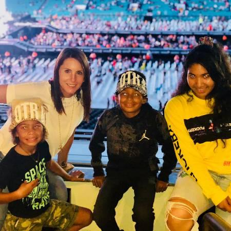 Tiffany Ortiz Children