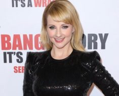 Melissa Rauch Measurements