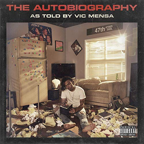 Vic Mensa The Autobiography