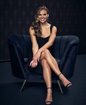 Hannah Brown Feet
