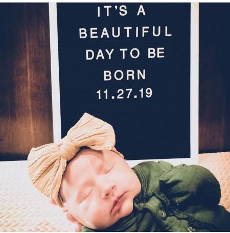 Jill Duggar New Baby