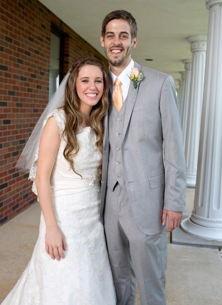 Jill Duggar Wedding image