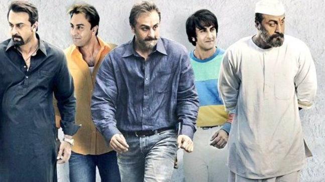 Ranbir Kapoor Sanjay Dutt Biopic