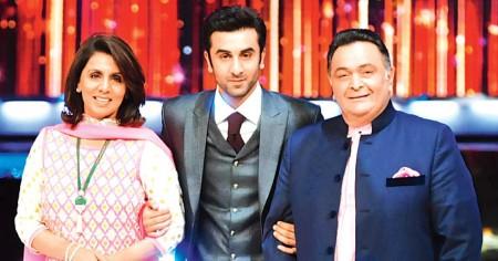 Ranbir-Kapoor-With-His-Parents