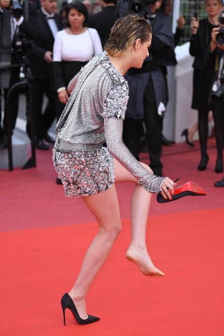 Kristen Stewart legs