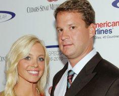 Layla Kiffin with Ex Husband Lane Kiffin