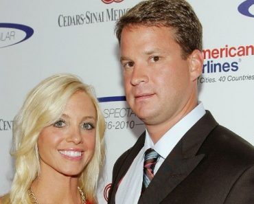Layla Kiffin with Ex Husband Lane Kiffin