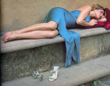 Jennifer Aniston Feet and leg