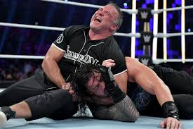 Cageside Community Star Ratings: Roman Reigns vs. Shane McMahon ...