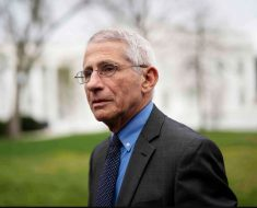 anthony fauci wiki 2020