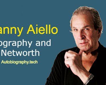 Danny Aiello Biography