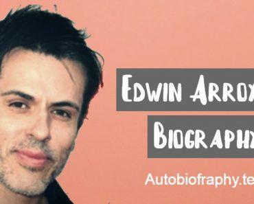 Edwin Arroyave Biofraphy