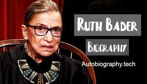 Ruth Bader Biography