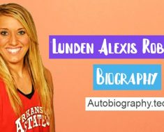 lunden Alexis Roberts Biography
