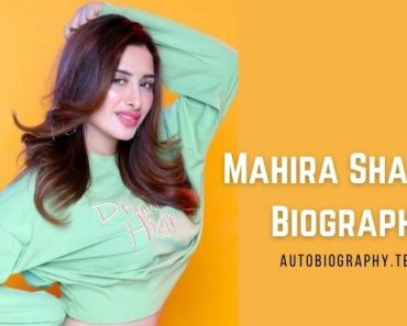 Mahira Sharma Biography