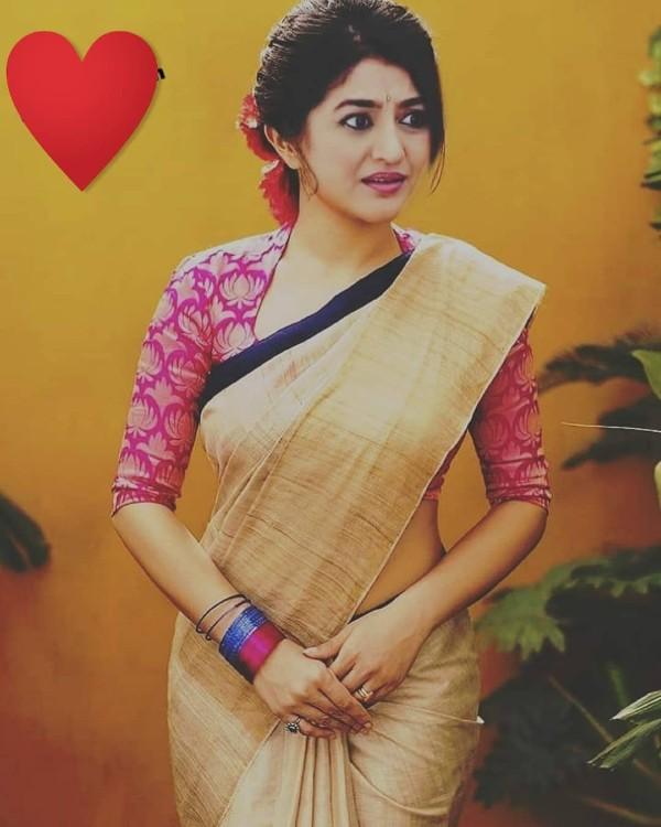 Neha Mehta in Saree