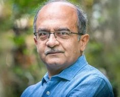 Prashant Bhushan Biography