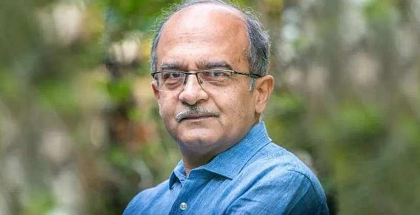 Prashant Bhushan Biography