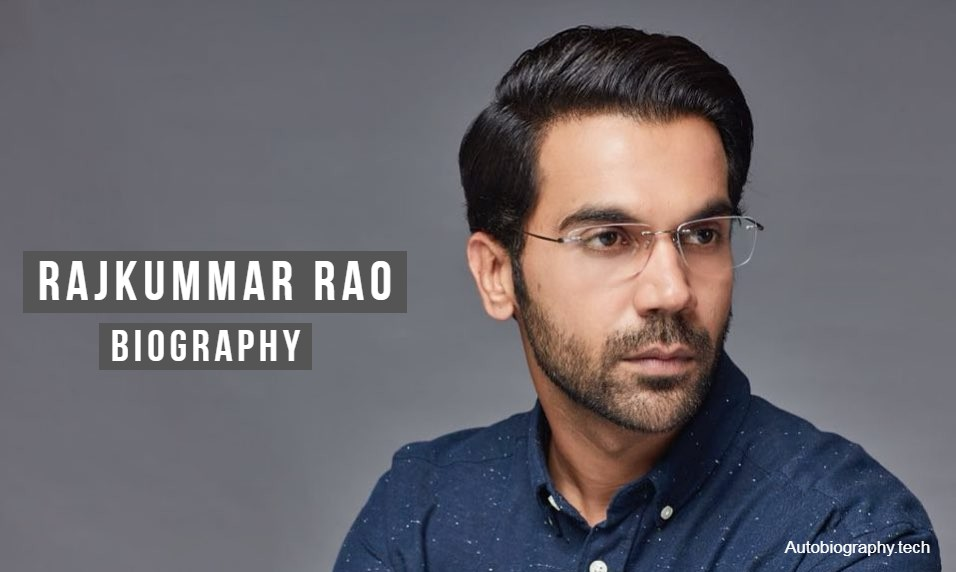Rajkummar Rao Family