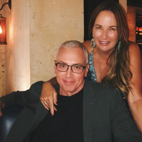 Susan Pinsky with Husband