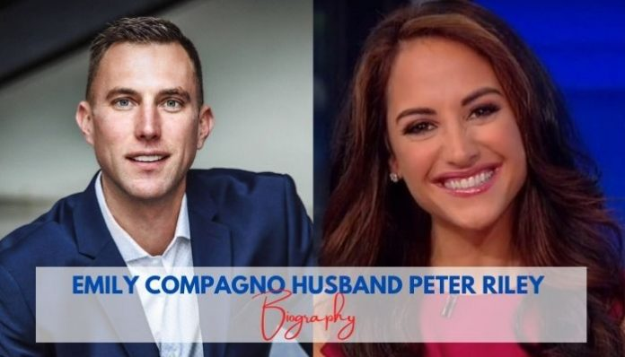 Emily Compagno HusbandPeter Riley