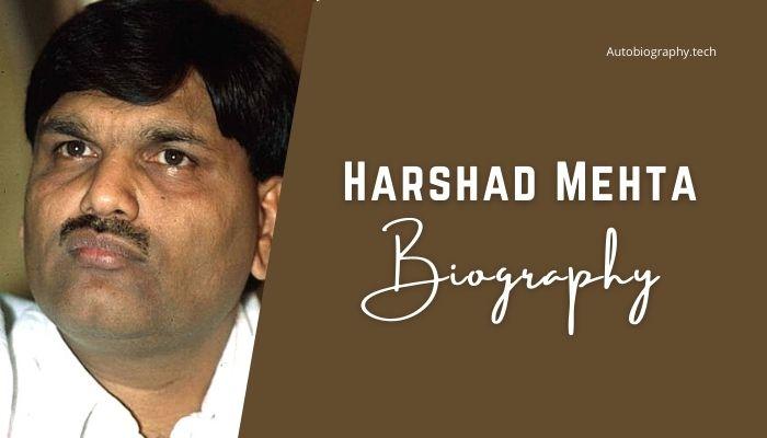 Harshad Mehta