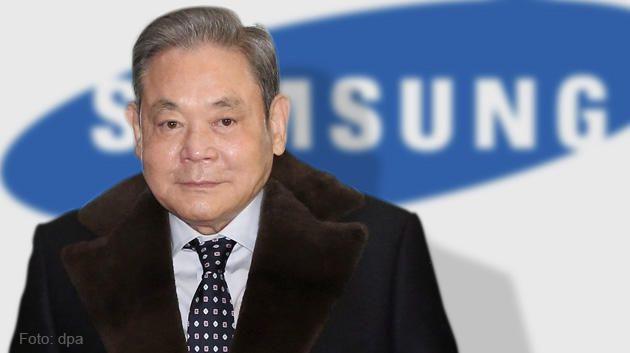 Lee Kun-Hee Wiki
